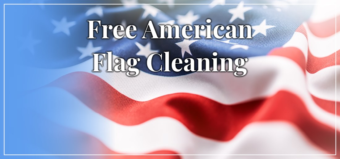 Flag Cleaning